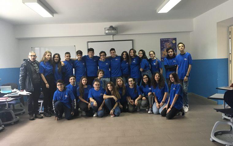 I ragazzi della 1° MiT a.s. 2018-19 – ottobre 2018